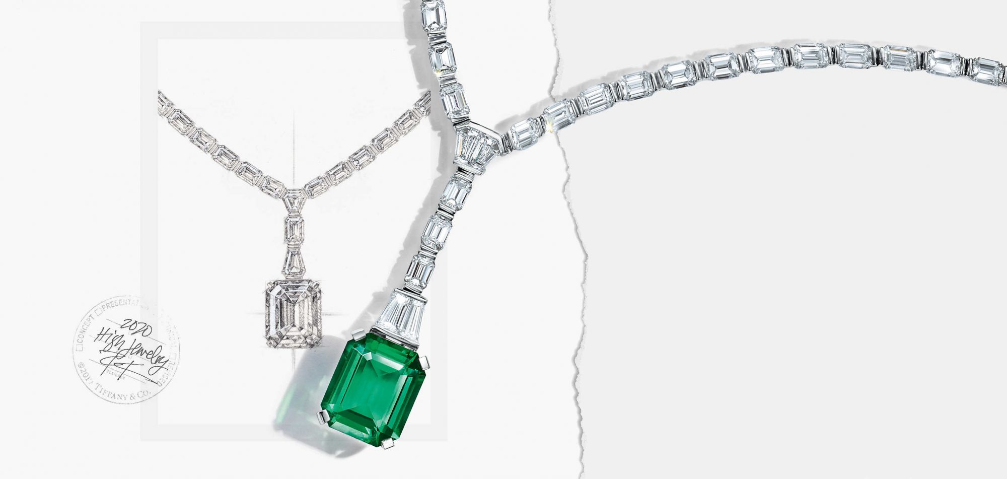 Jewels & Time 2020: Tiffany & Co Shows its Design Prowess With its Extraordinary Tiffany High Jewellery Collection