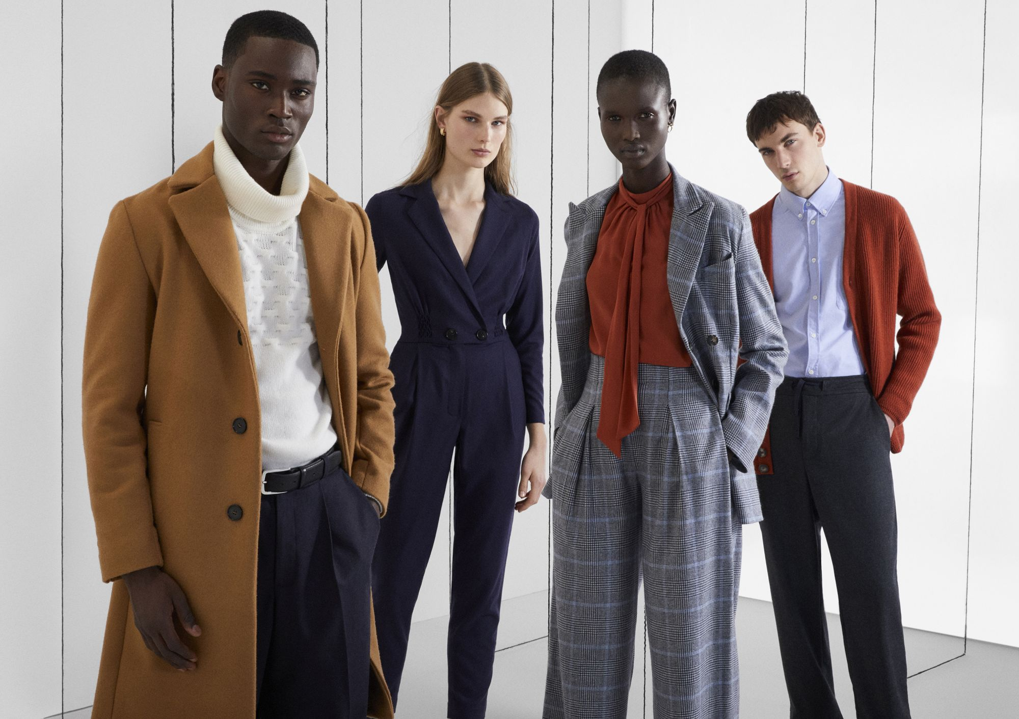First Look: Prince Charles' Fashion Project, The Modern Artisan, Debuts its Capsule Collection