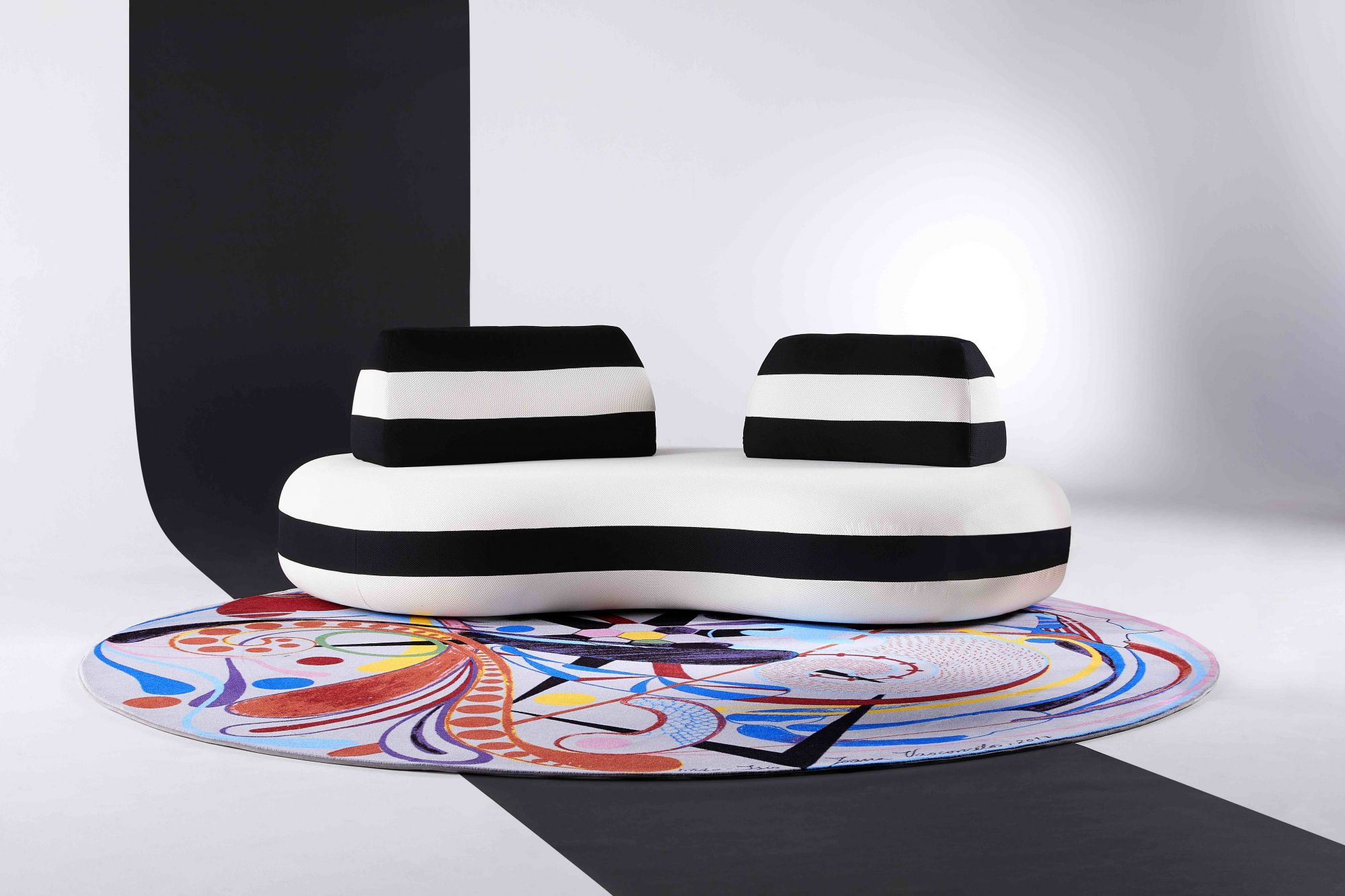 4 Ways to Brighten Your Home With the Bombom Collection by Roche Bobois