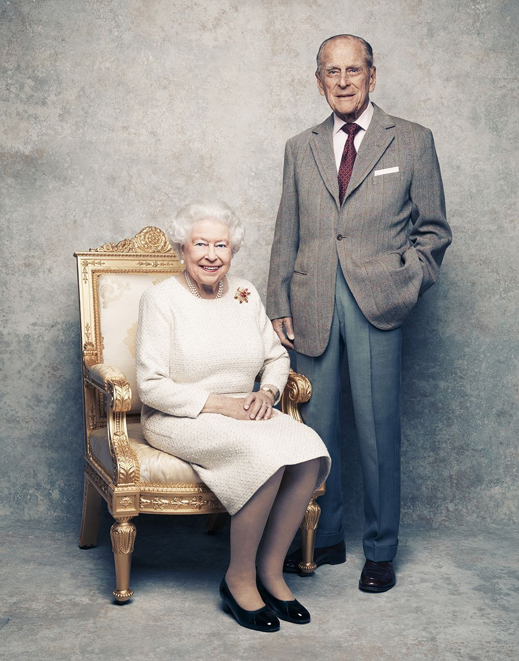 How Will Queen Elizabeth and Prince Philip Celebrate Their 73rd Wedding Anniversary?