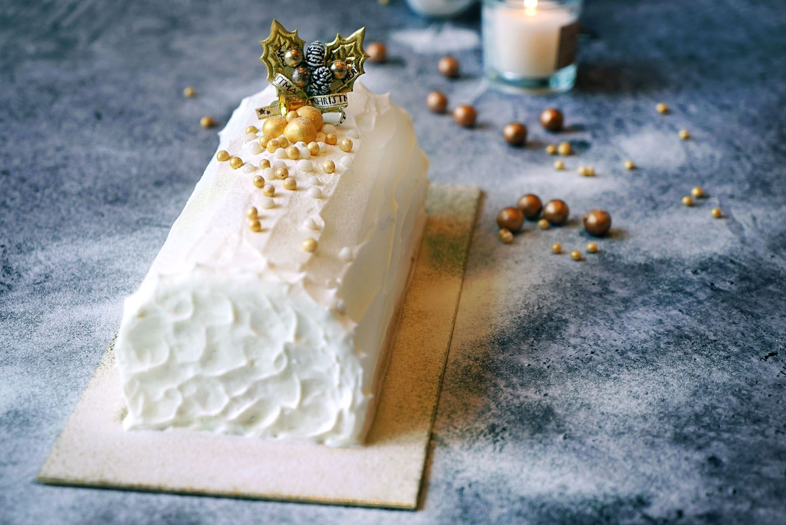 Christmas 2020: The Best Log Cakes For Your Festive Feast