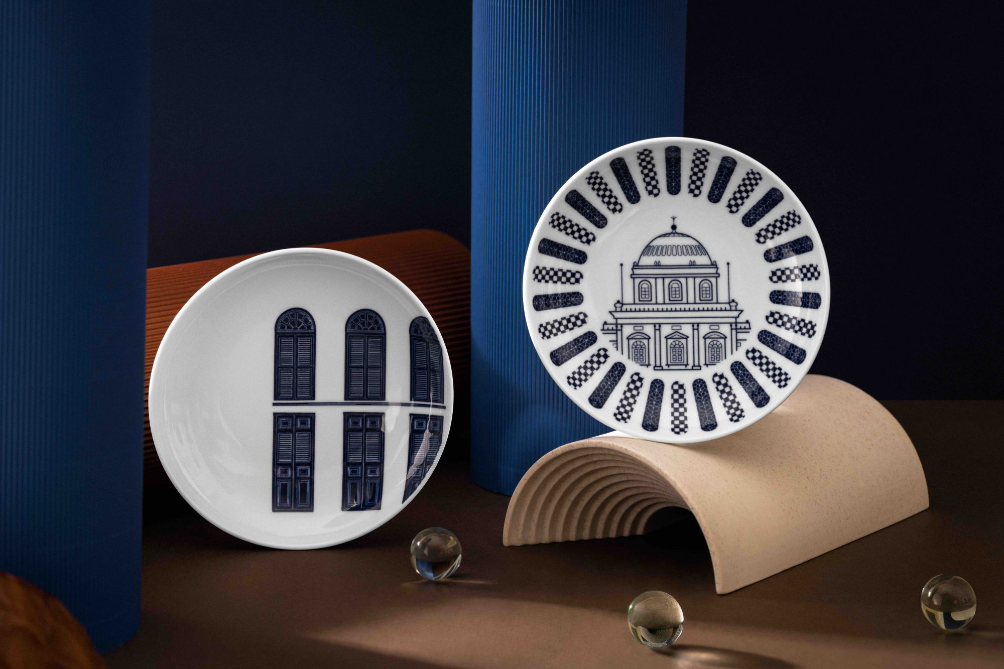 Supermama Launches Singapore Blue, A Porcelain Collection Inspired By Our Local Heritage