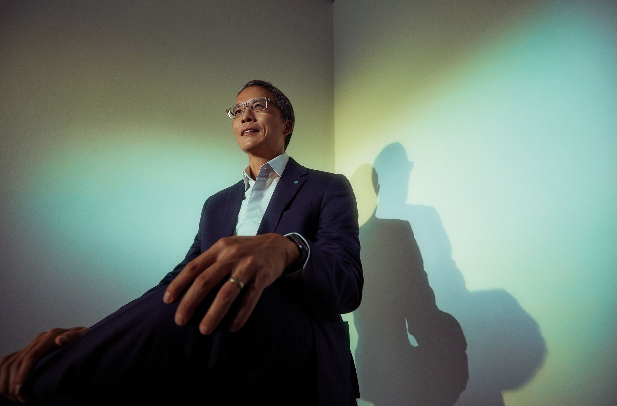 Asia's Most Influential: Laurence Lien, CEO of Asia Philanthropy Circle and Chairman of Lien Foundation