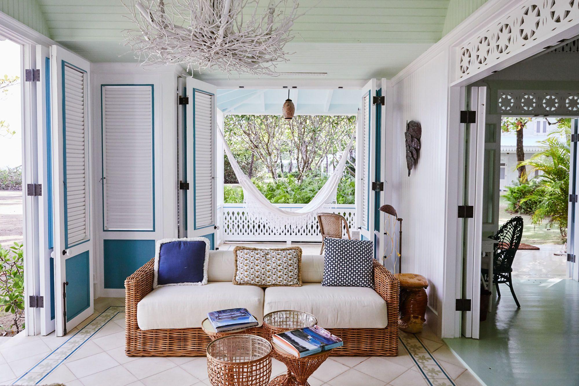 多米尼加共和國 Playa Grande 海灘俱樂部的休息室。(向右滑看更多圖片)
