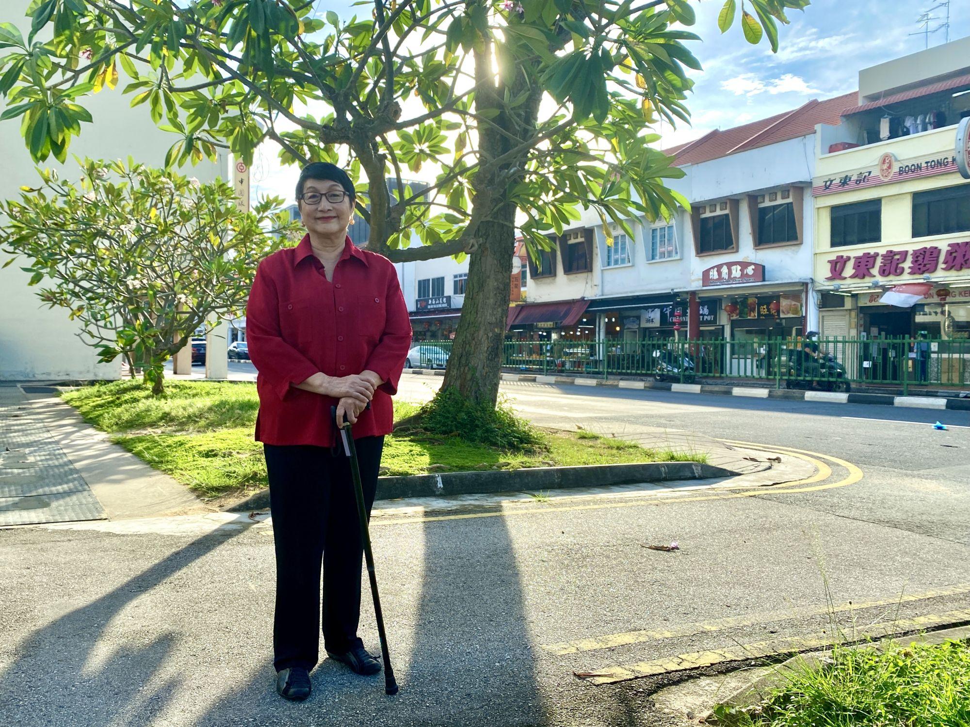 Violet Oon, Singapore's Grande Dame Of Peranakan Cuisine, Introduces Her Favourite Food Haunts
