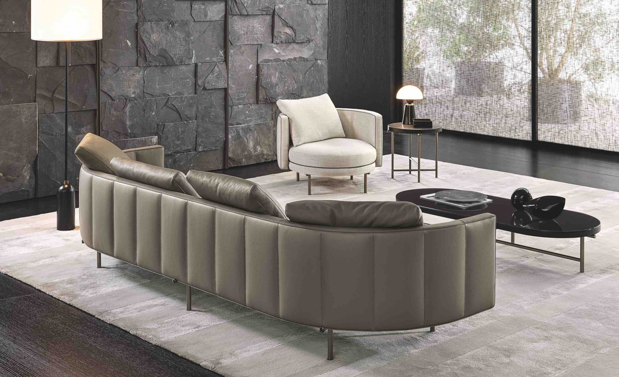 This New Minotti Collection Designed by Oki Sato is Perfect For Minimalists