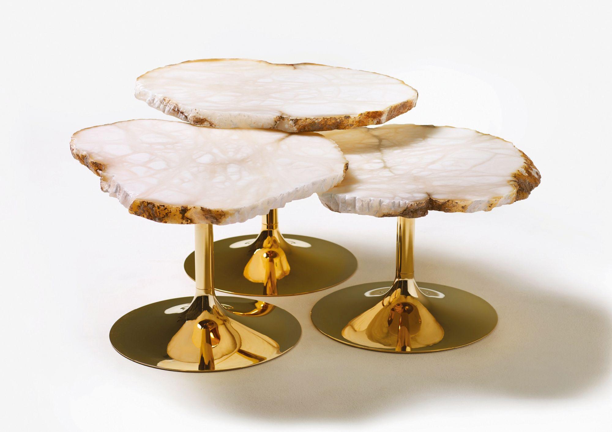Edra Cicladi coffee table by Jacopo Foggini