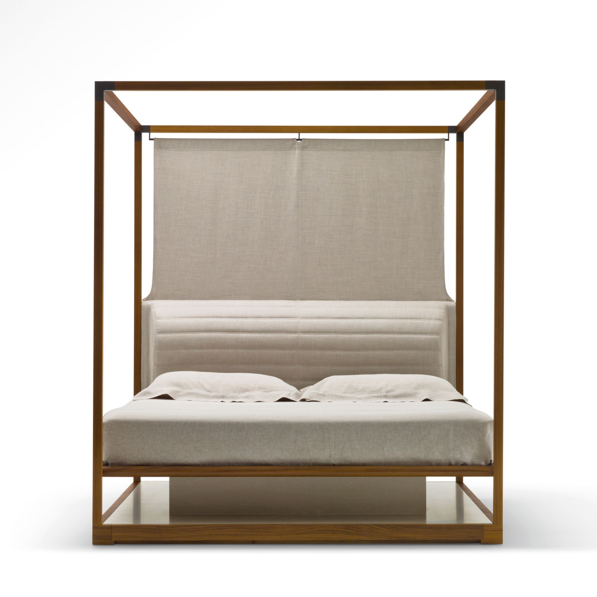 four-poster bed by Chi Wing Lo from Space Furniture