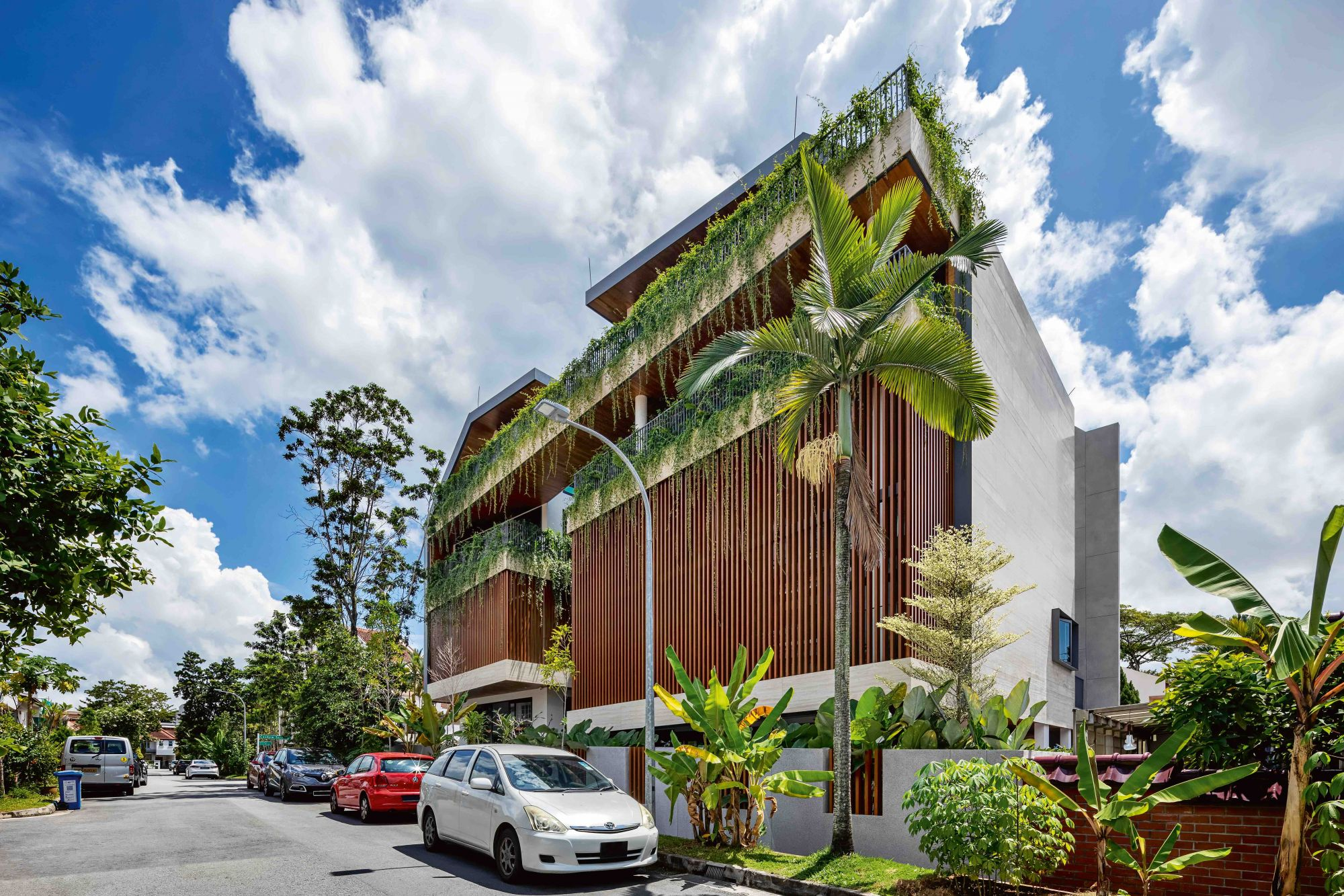 Home Tour: A Nature-Inspired Abode With Lush Green Terraces