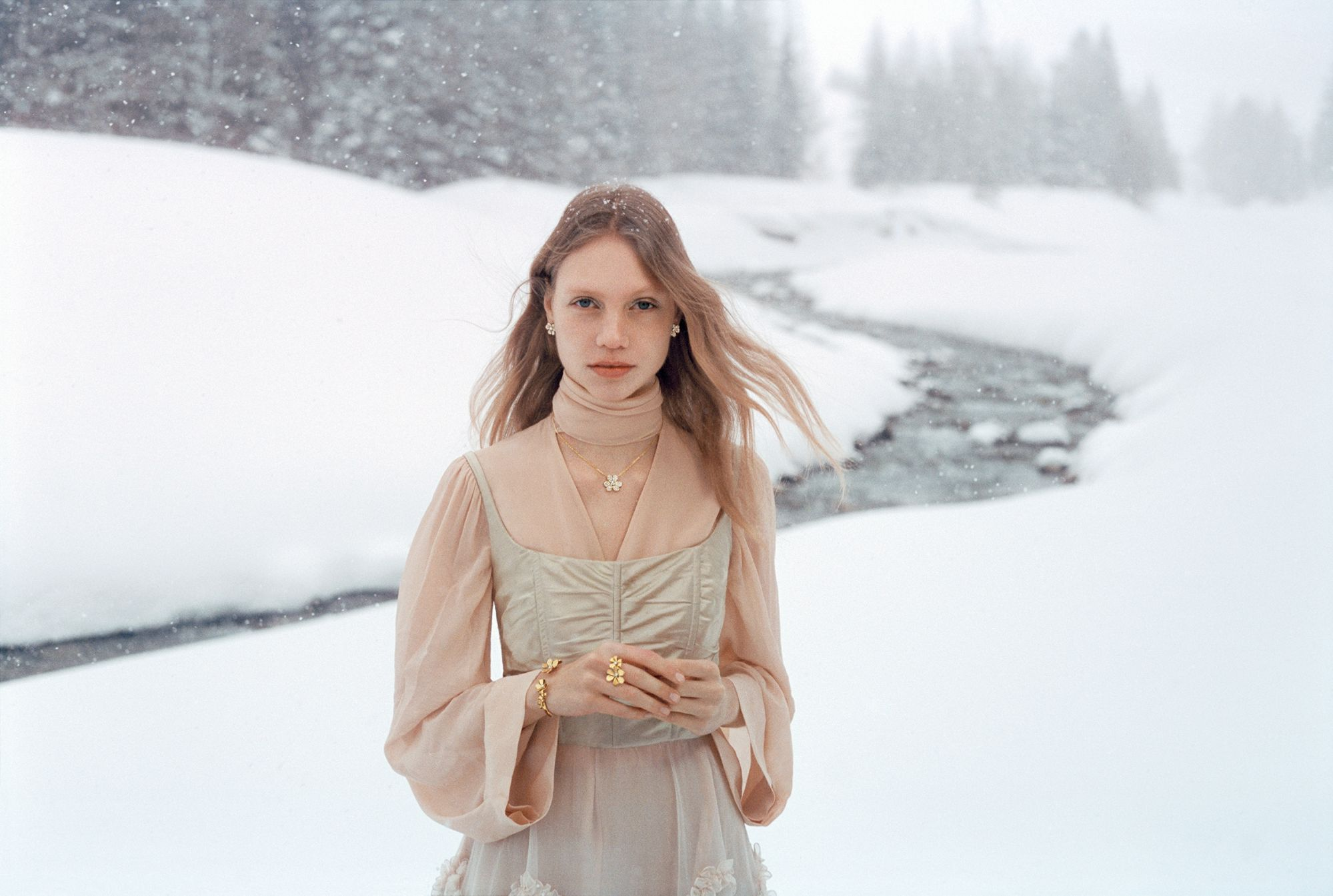 (Image: Olivia Bee for Van Cleef & Arpels)