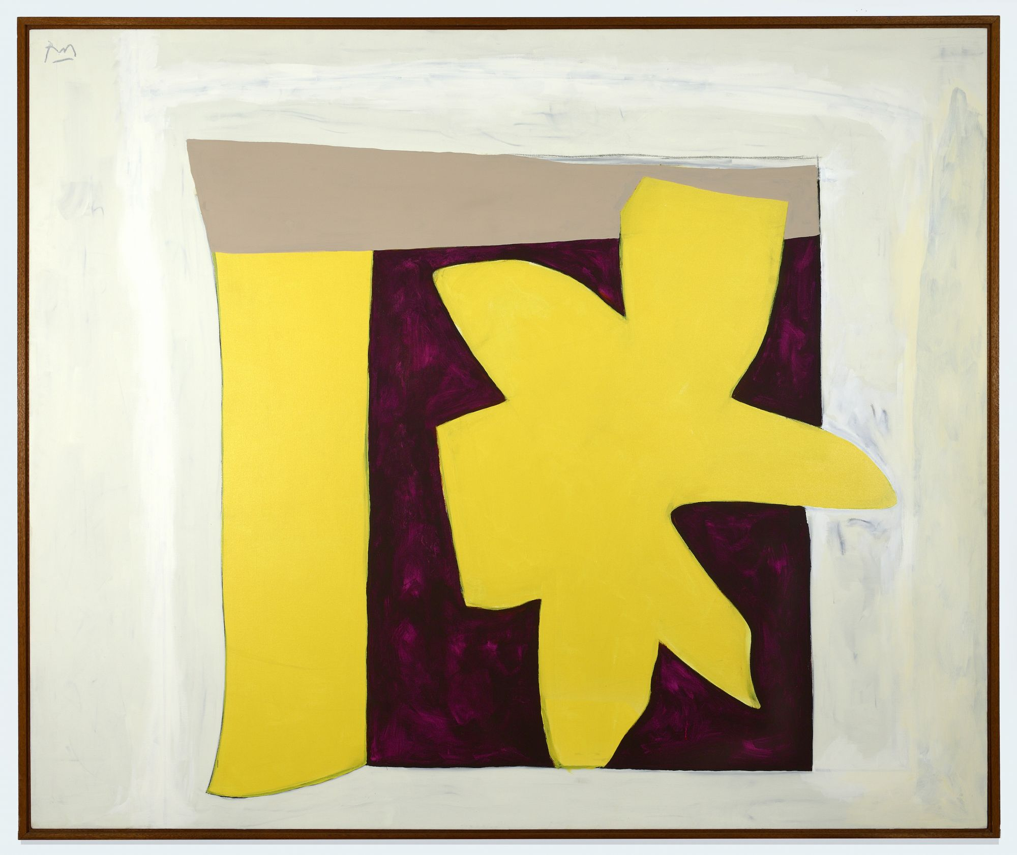 Art Dealer Rebecca Michelman Shares Why This Painting by Modern Artist Robert Motherwell is a Prized Discovery