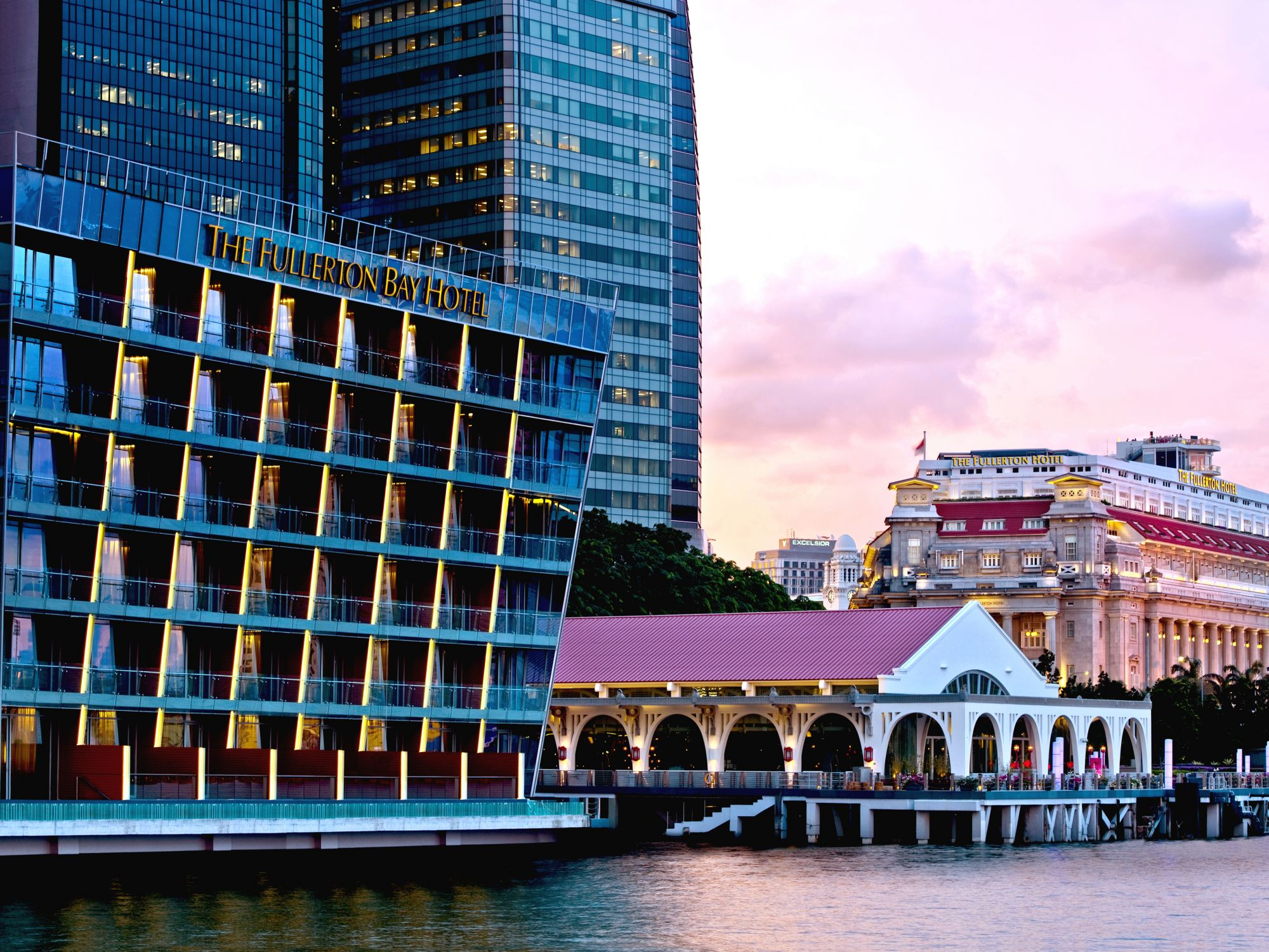 Fullerton Bay Hotel Singapore: Hotel Staycation Review
