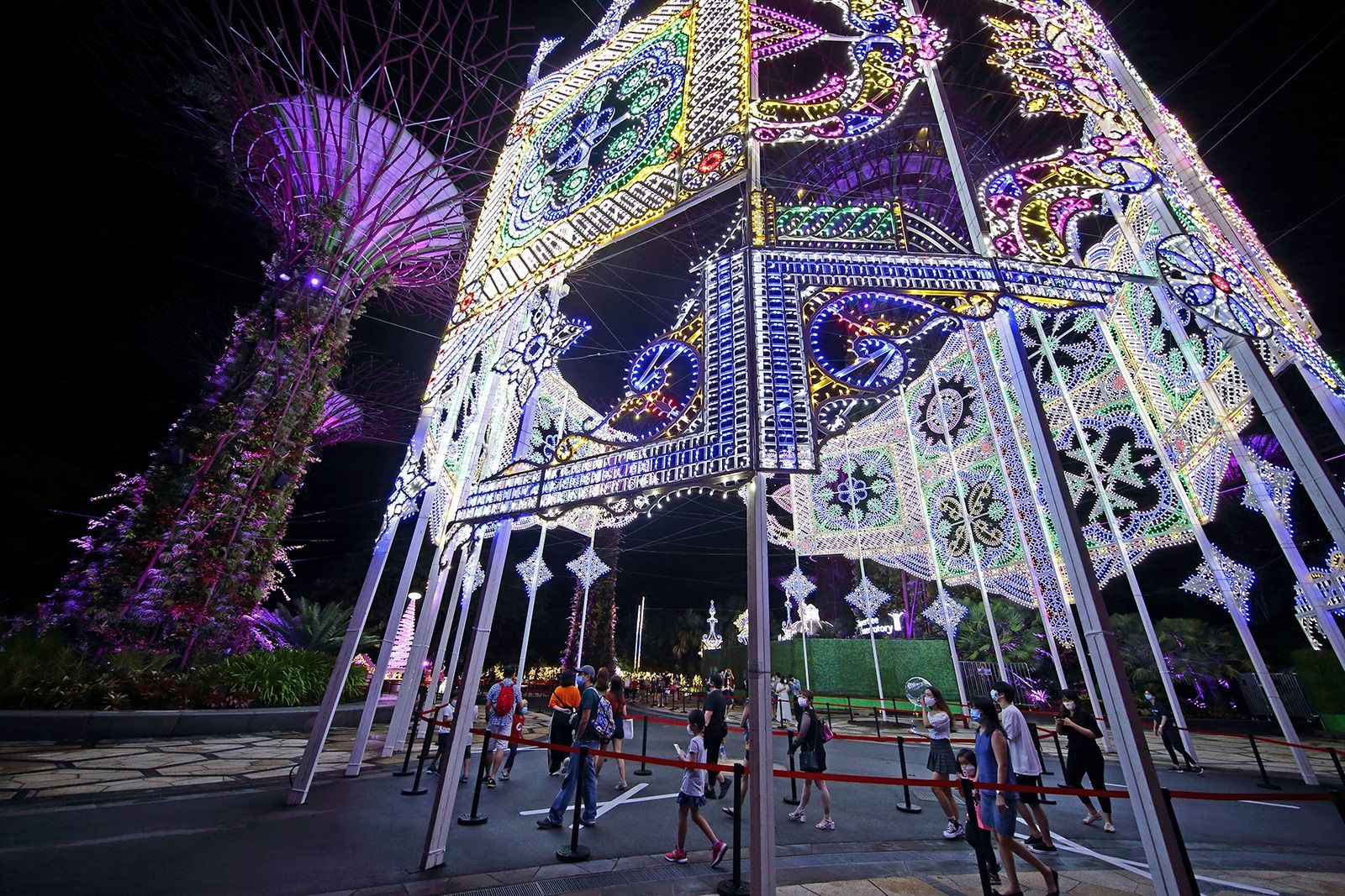 10 Things to Do During the Christmas Holidays in Singapore