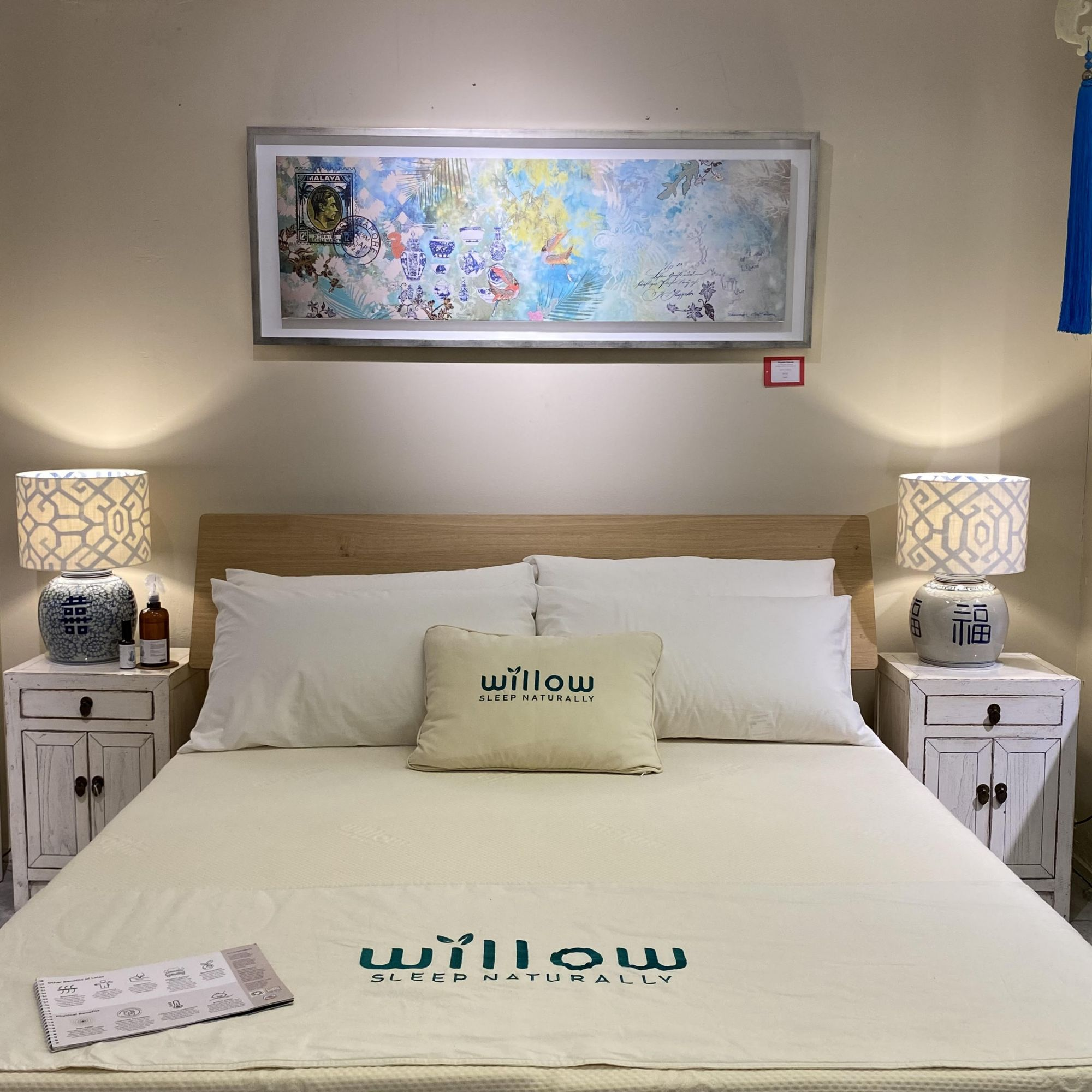 Why Willow Mattress is a Luxurious Yet Eco-Friendly Option for Your Bedroom