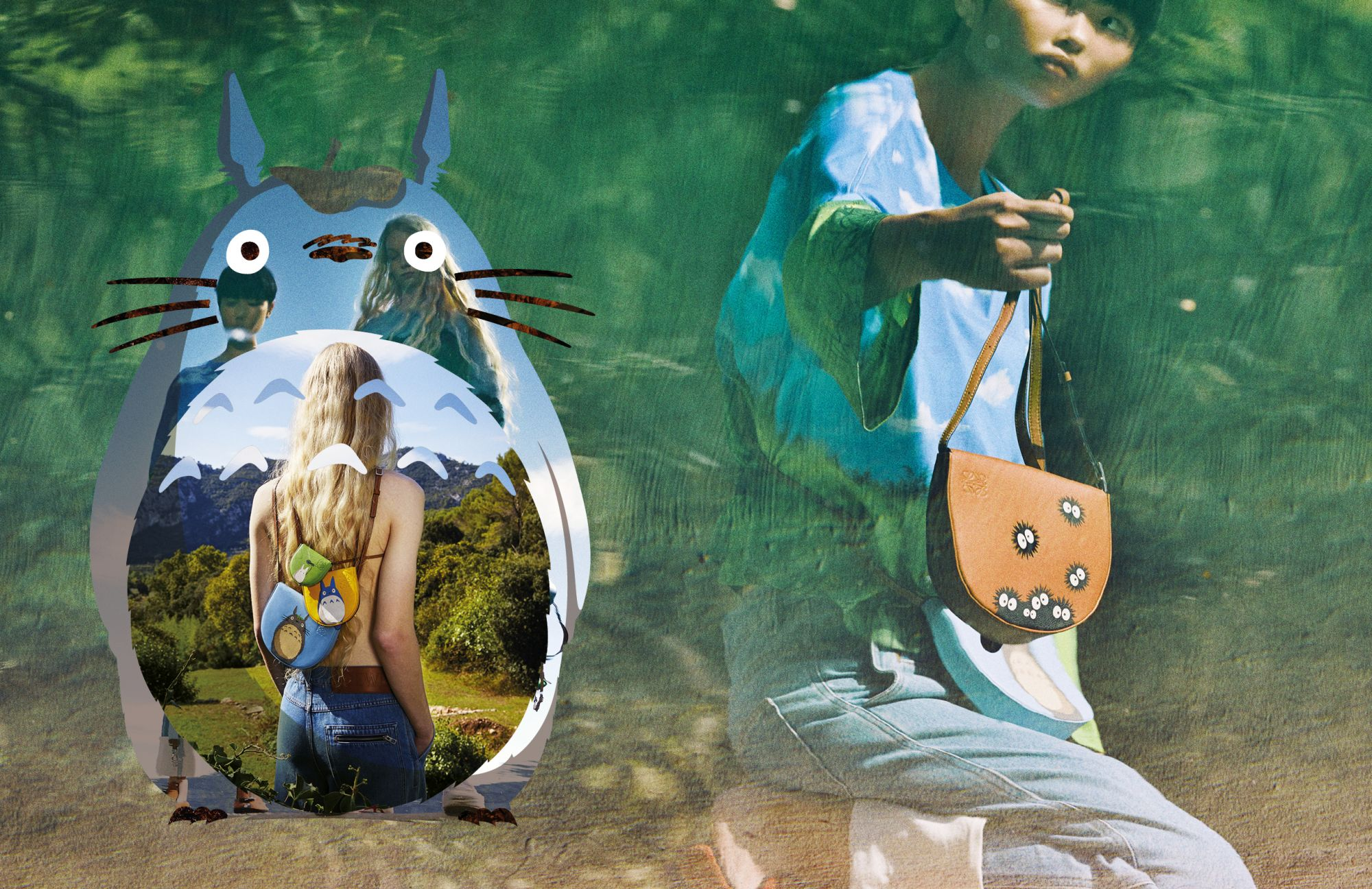 Why We're Excited About the Loewe x My Neighbor Totoro Collection Launching on January 8 in Singapore