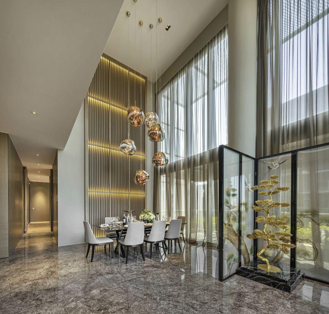 Home Tour: A Penthouse With An Asian Flair