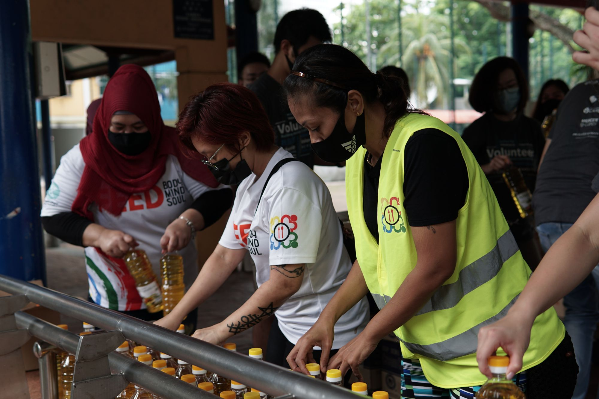 Free Food For All is on a Mission to Serve Tasty and Nutritious Meals to Singapore's Needy