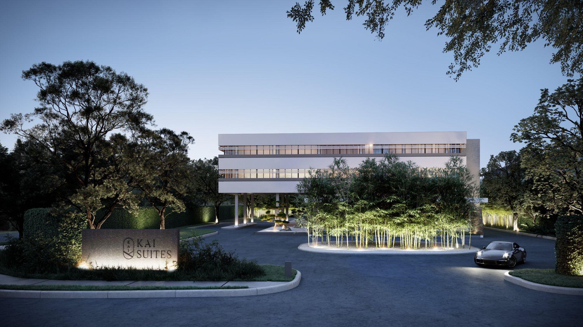 Kai Suites in Singapore: K2LD Architects on the Luxury Confinement Centre's Design Elements