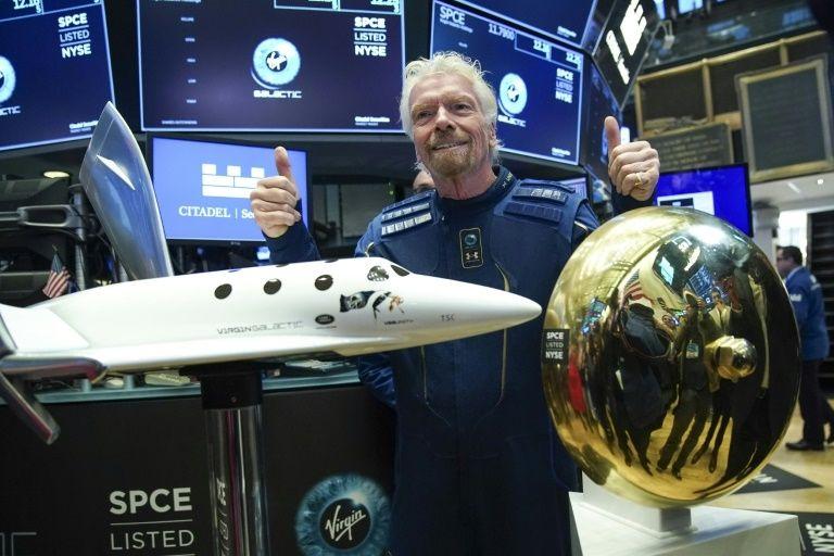 British Billionaire Richard Branson's Virgin Orbit Reaches Space For the First Time