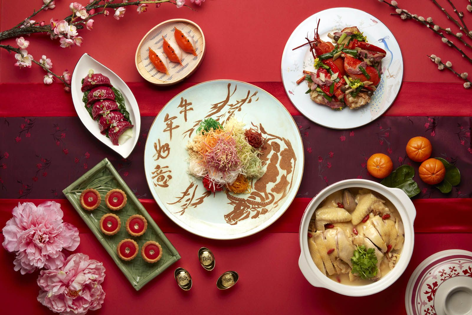 Chinese New Year 2021: The Best Restaurants for Reunion Dinners in Singapore
