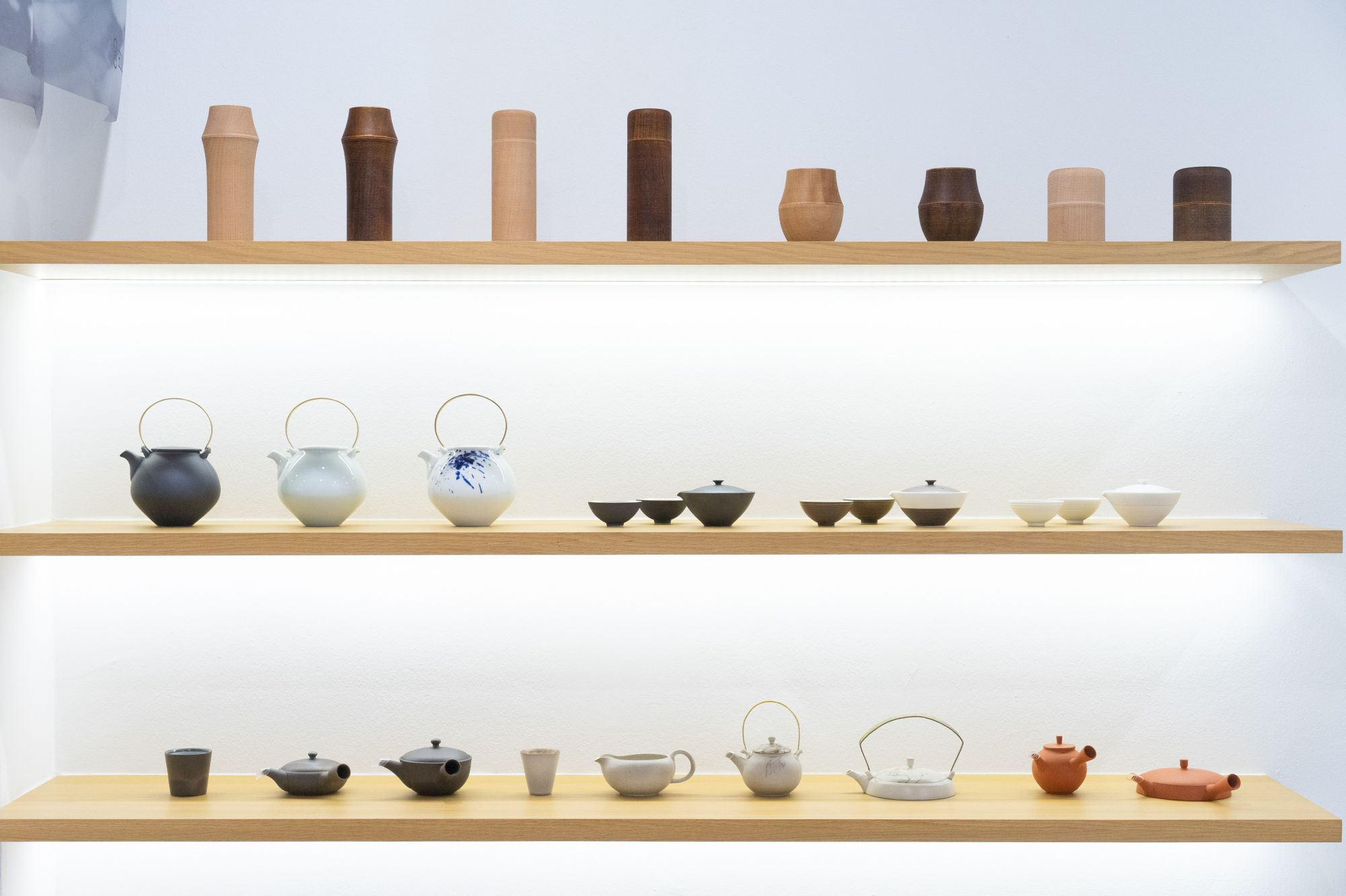 Huls Gallery Brings the Fine Art of Serveware and Teaware to Singapore