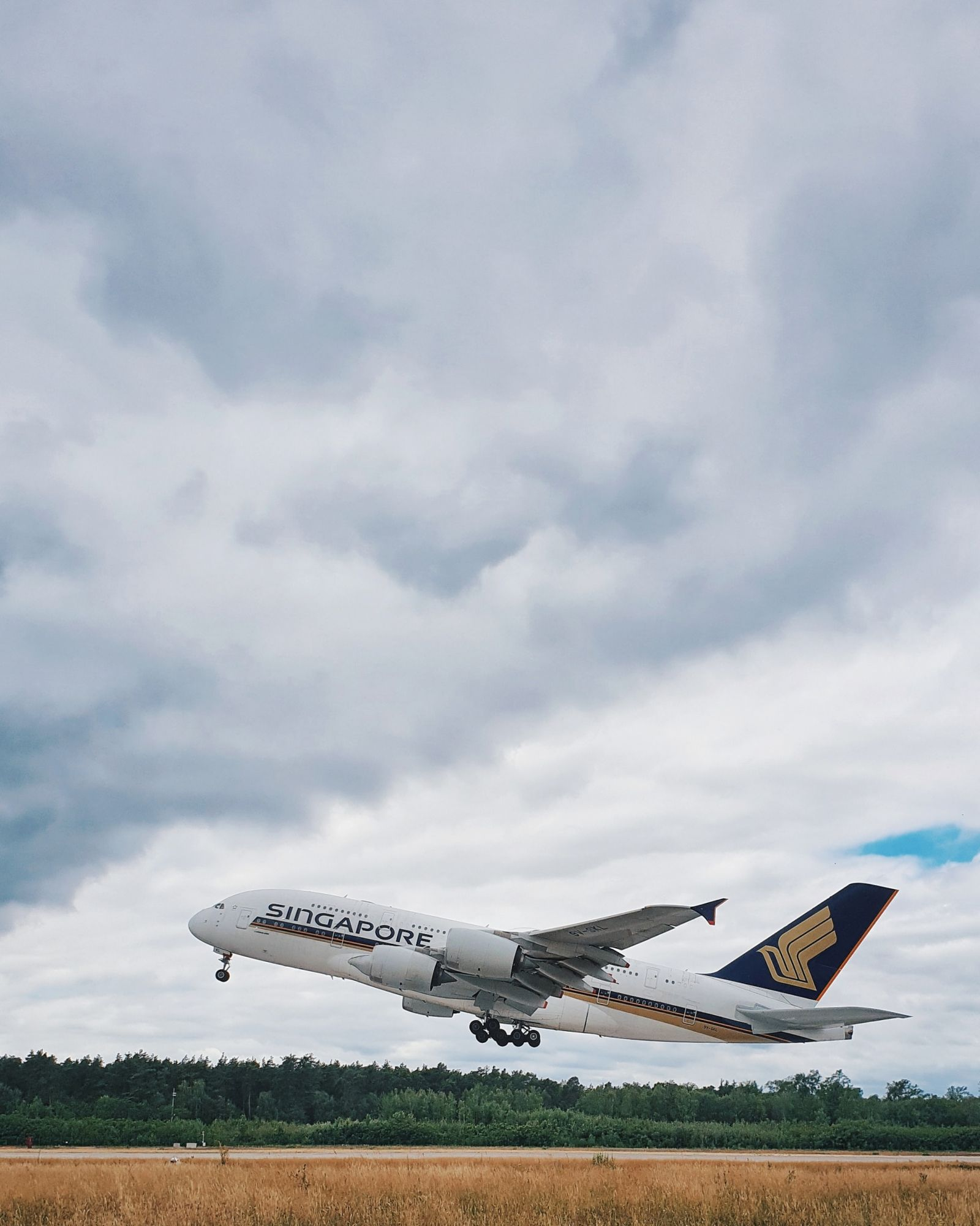 Singapore Airlines May Become the First Fully Vaccinated Airline in the World