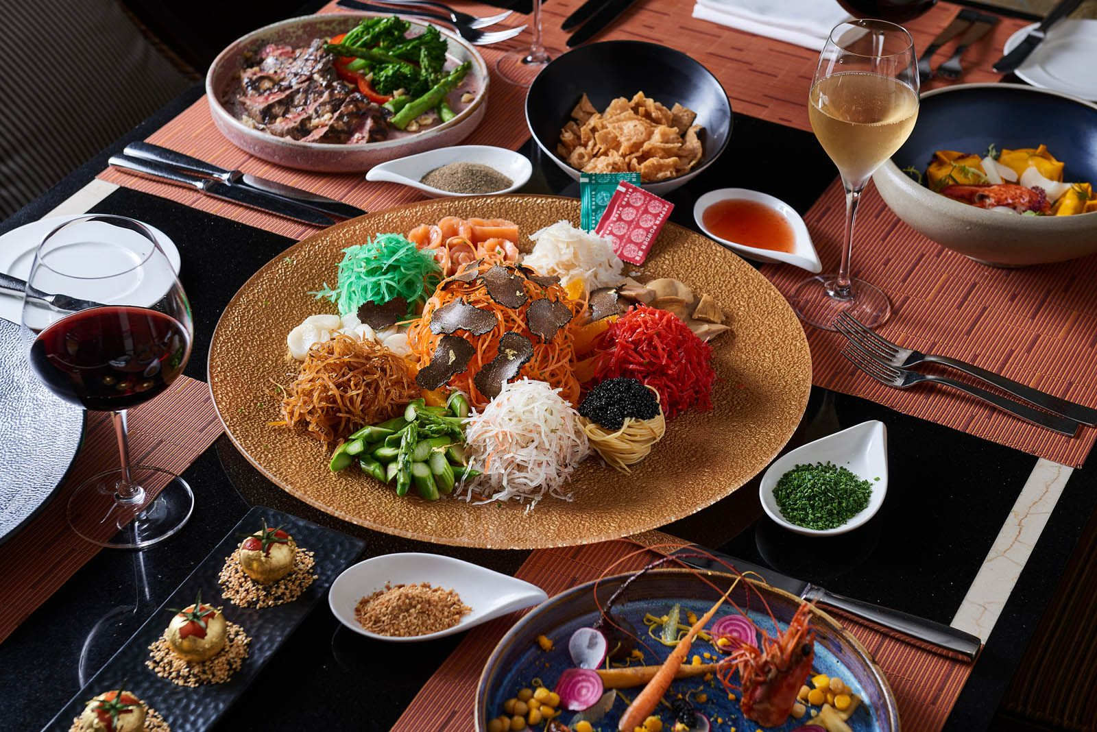 Chinese New Year 2021: Reunion Dinner Menus for Delivery and Takeaway in Singapore