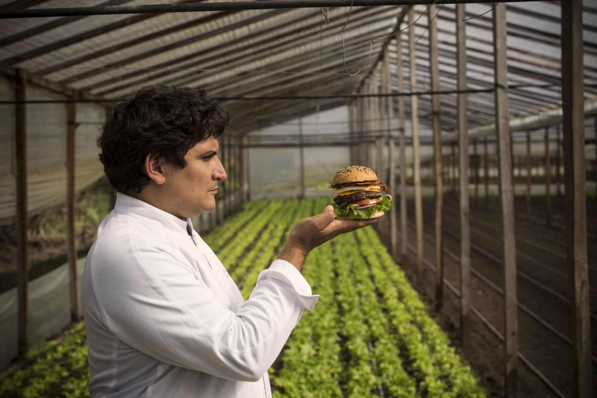 Mauro Colagreco Of Mirazur Spearheads Carne Burgers In Singapore