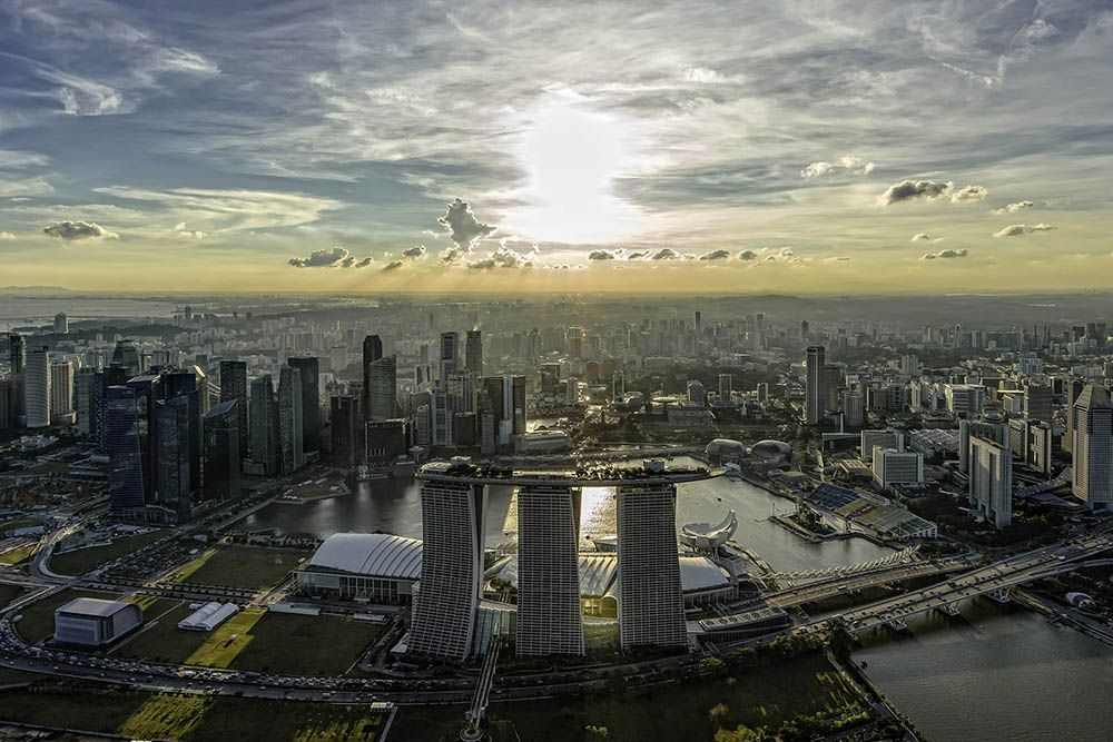 Marina Bay Sands Singapore: Hotel Staycation Review