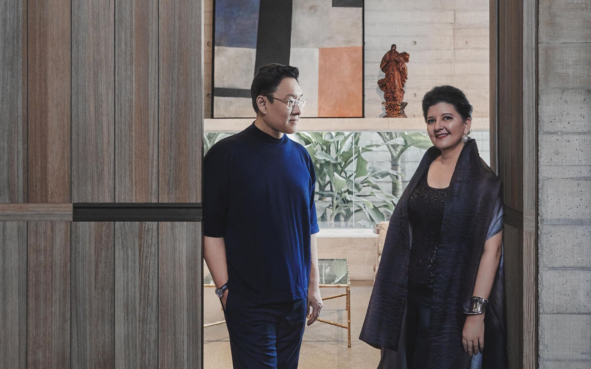 Wow Architects Founders Wong Chiu Man and Maria Warner Wong on Why Sustainability Plays a Key Role in Their Projects