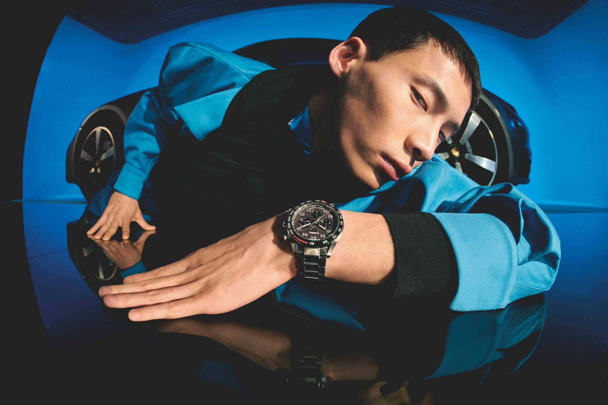 Carrera Unites Tag Heuer and Porsche in New Partnership