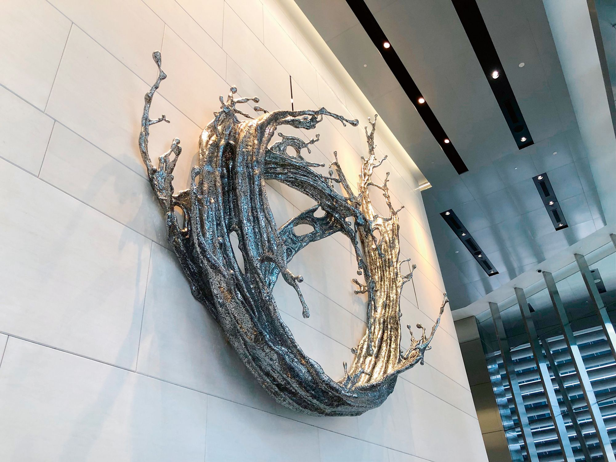 As part of The Artling's advisory services, the online gallery selected this sculpture by Chinese artist Zheng Lu for a client