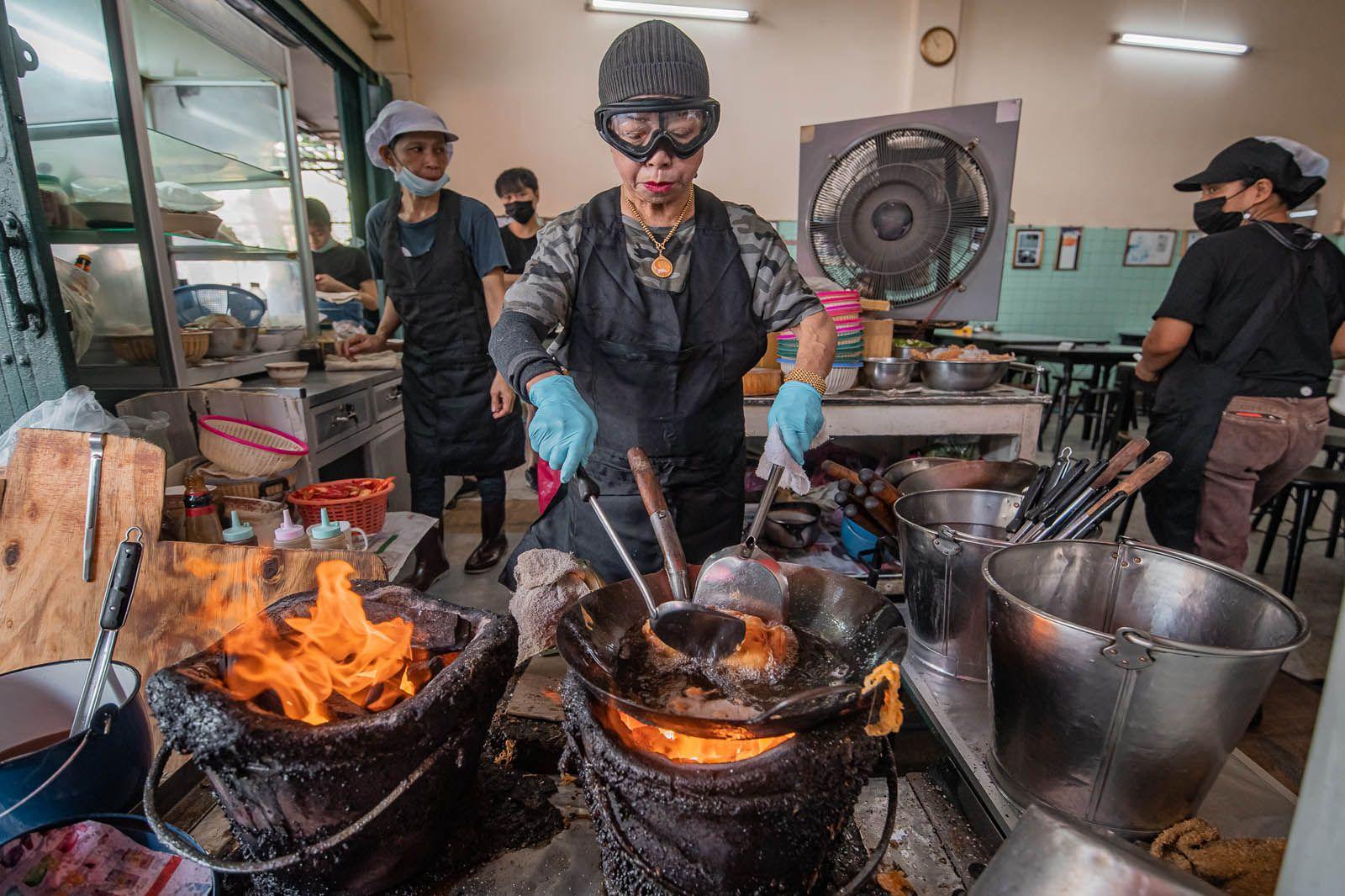 Asia's 50 Best Restaurants Awards: Thai Chef Jay Fai Receives Icon Award—Asia 2021