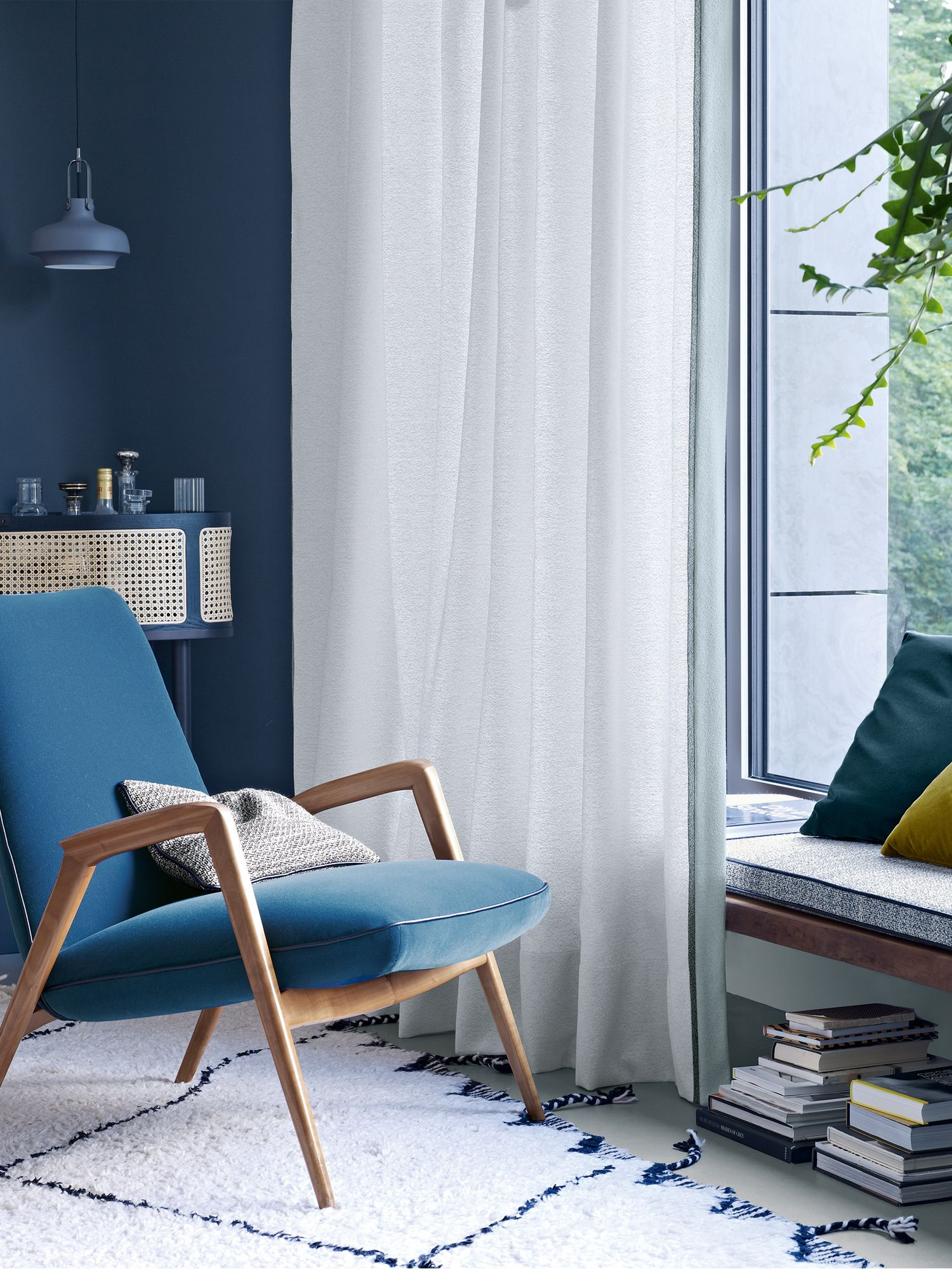 Re-Mix from Modern Graphics, the Zimmer+Rohde Autumn 2020 collection from Cetec