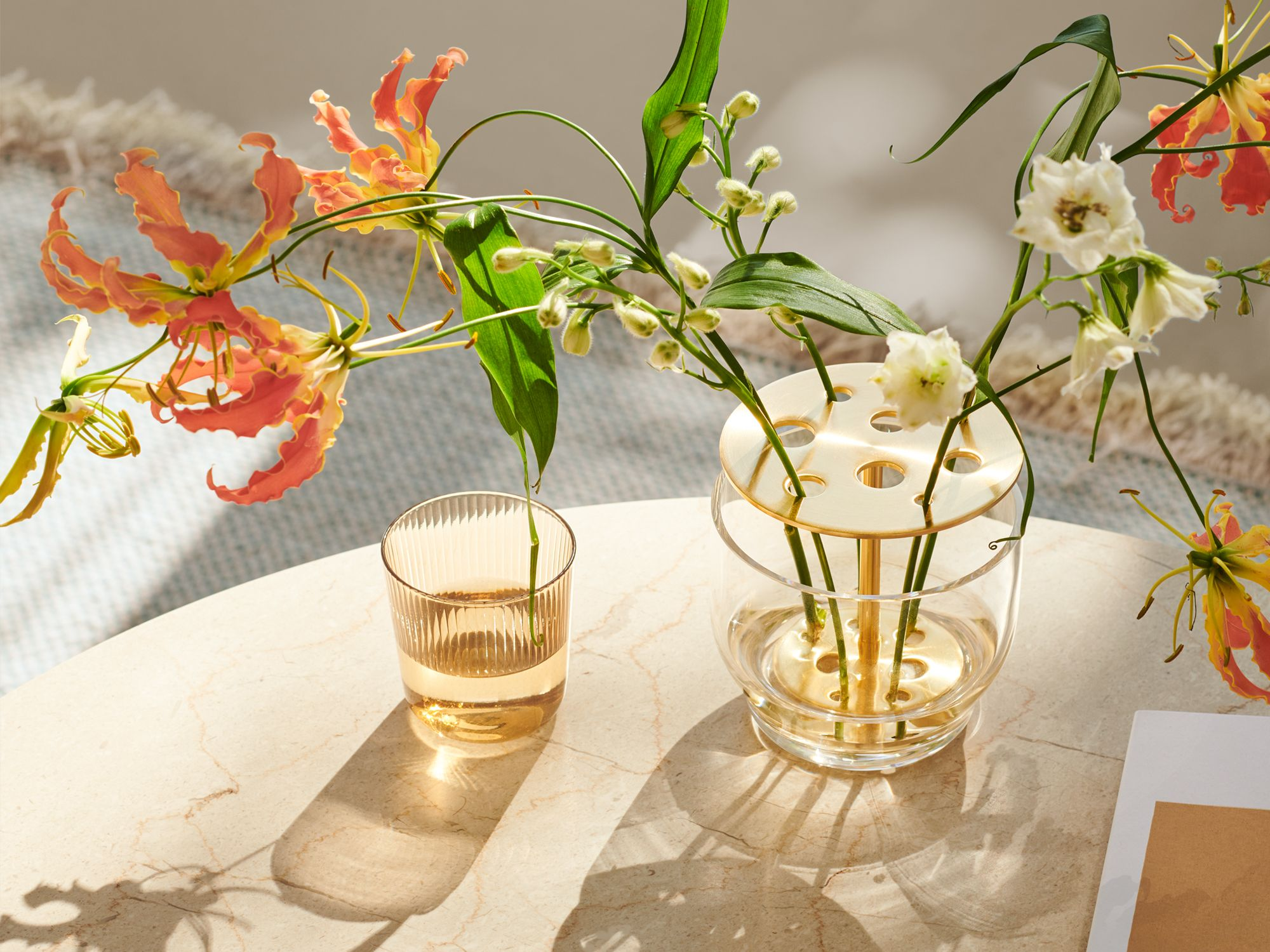 Fritz Hansen Ikebana vases by Jaime Hayon, from W. Atelier
