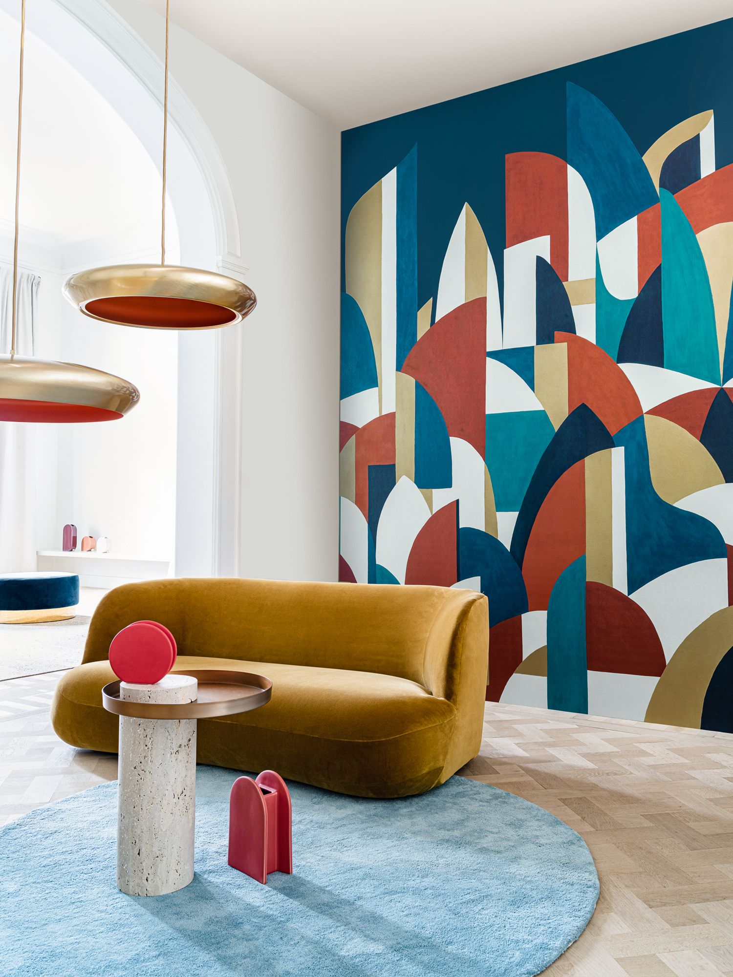 Casamance Autumn 2020 collection, from Cetec