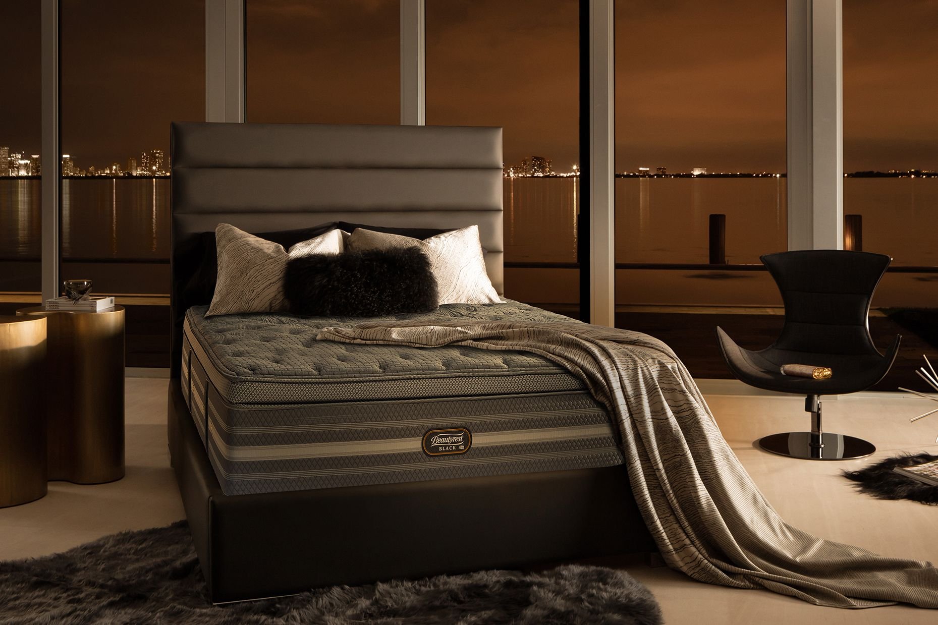 This Luxury Mattress Has A Diamond-Infused Layer That Gives You Better Sleep