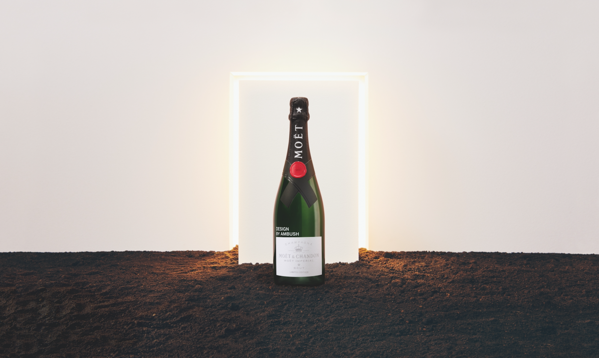 Add The Moët & Chandon x Ambush Champagne Collaboration To Your Drinks Collection