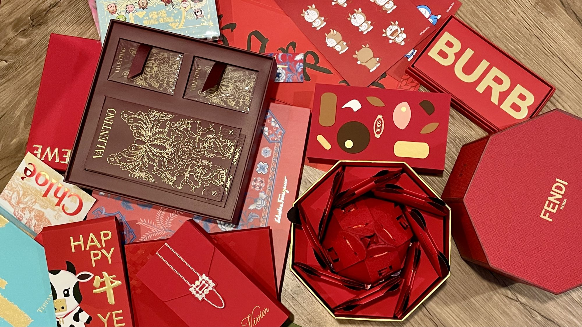 Chinese New Year 2021: The Best Red Packets This Year of the Ox