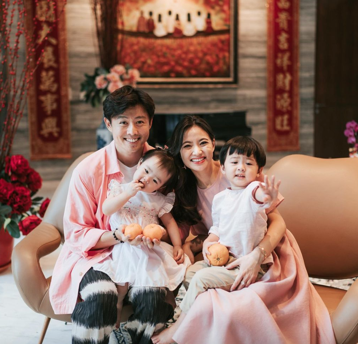 #Tatlergram: How Our Society Friends Celebrated Chinese New Year 2021