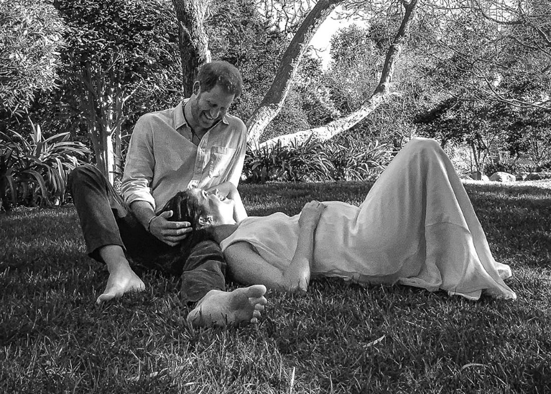 Prince Harry and Meghan Markle | CREDIT: MISAN HARRIMAN