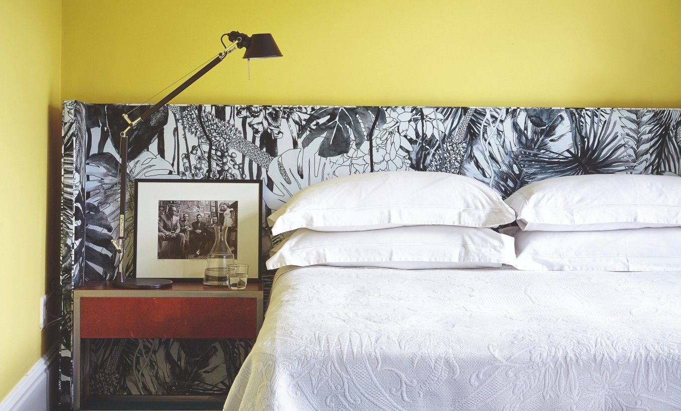 5 Colourful Bedrooms that are Decor Goals