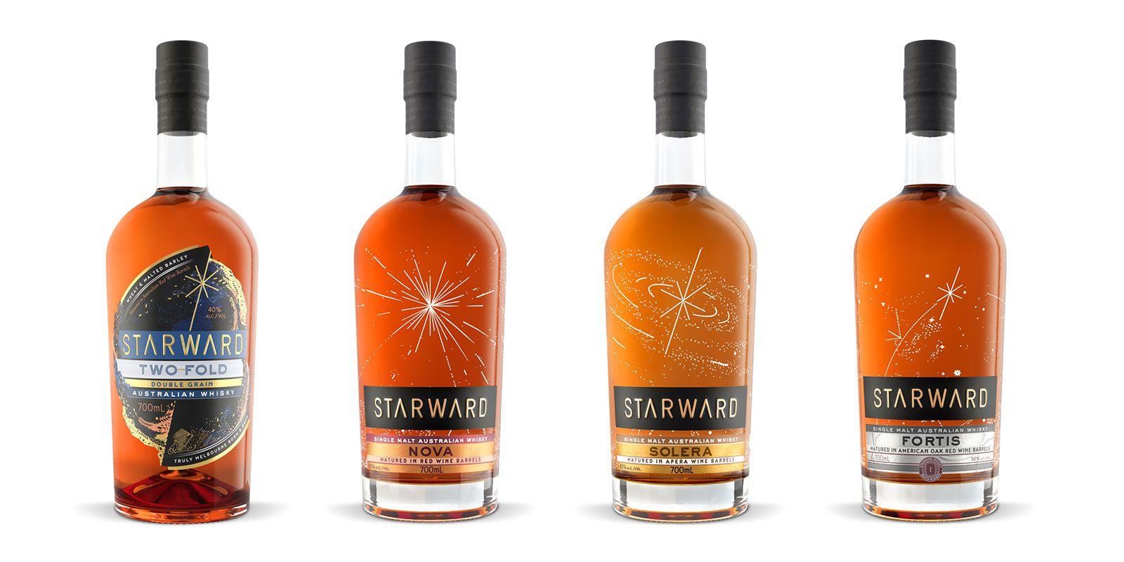 4 Unique Starward Whiskies to Drink Now