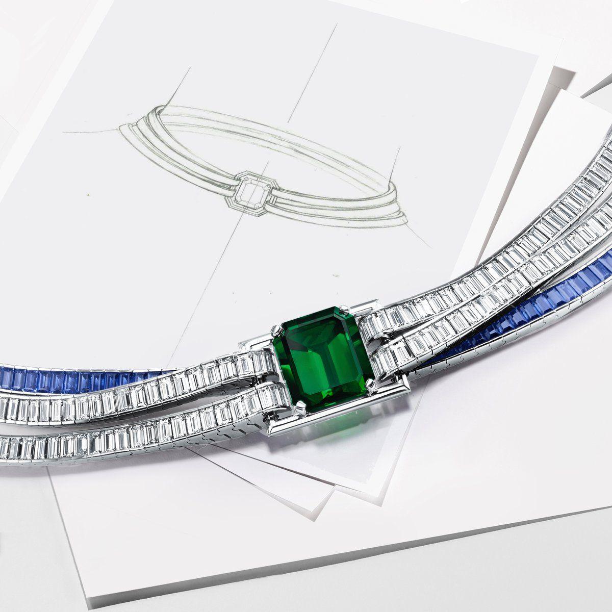 A Peek Into the Tiffany Jewel Box High Jewellery Collection