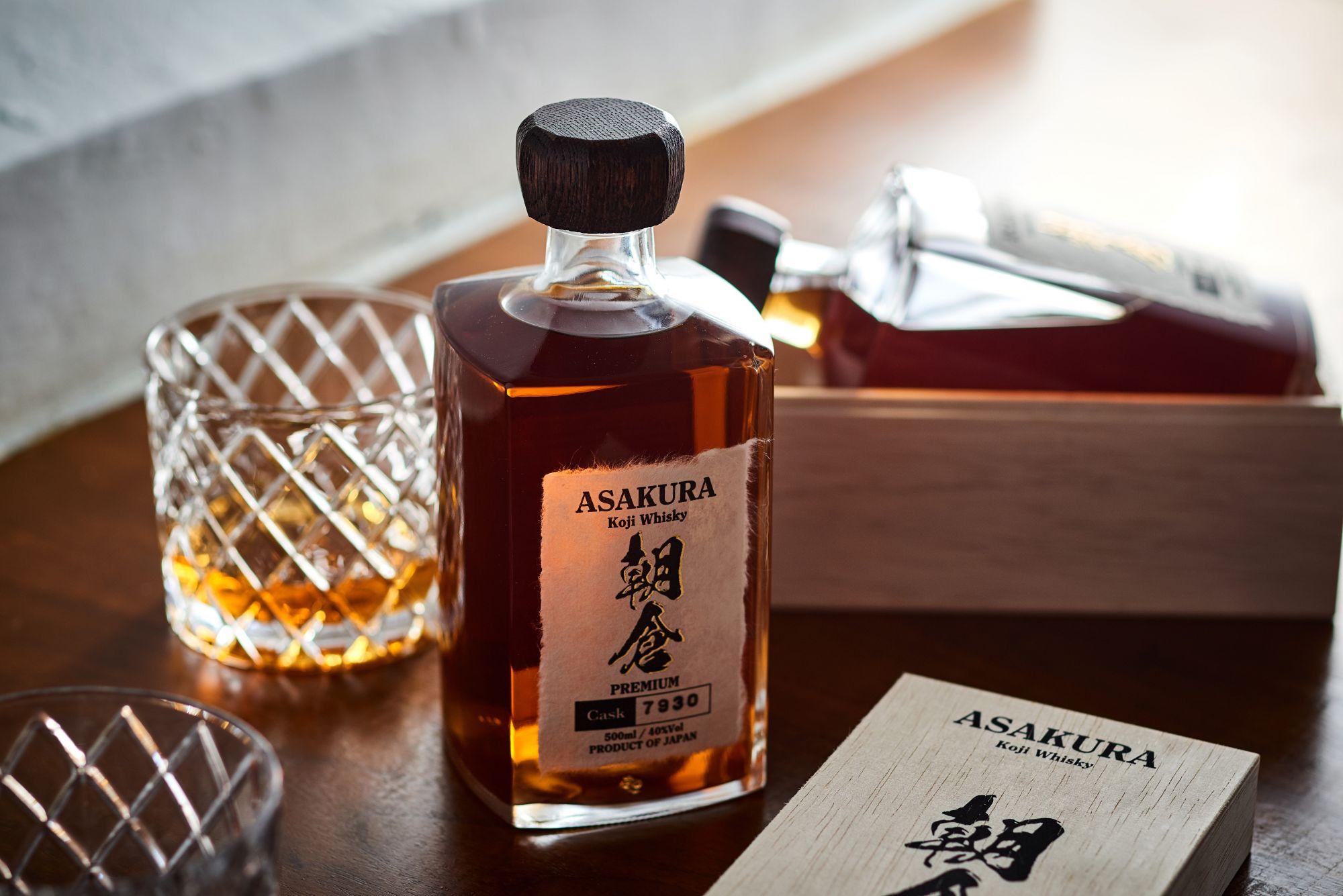 Kyushu Spirits Debuts with Singapore Launch of its Asakura Premium Japanese Whisky