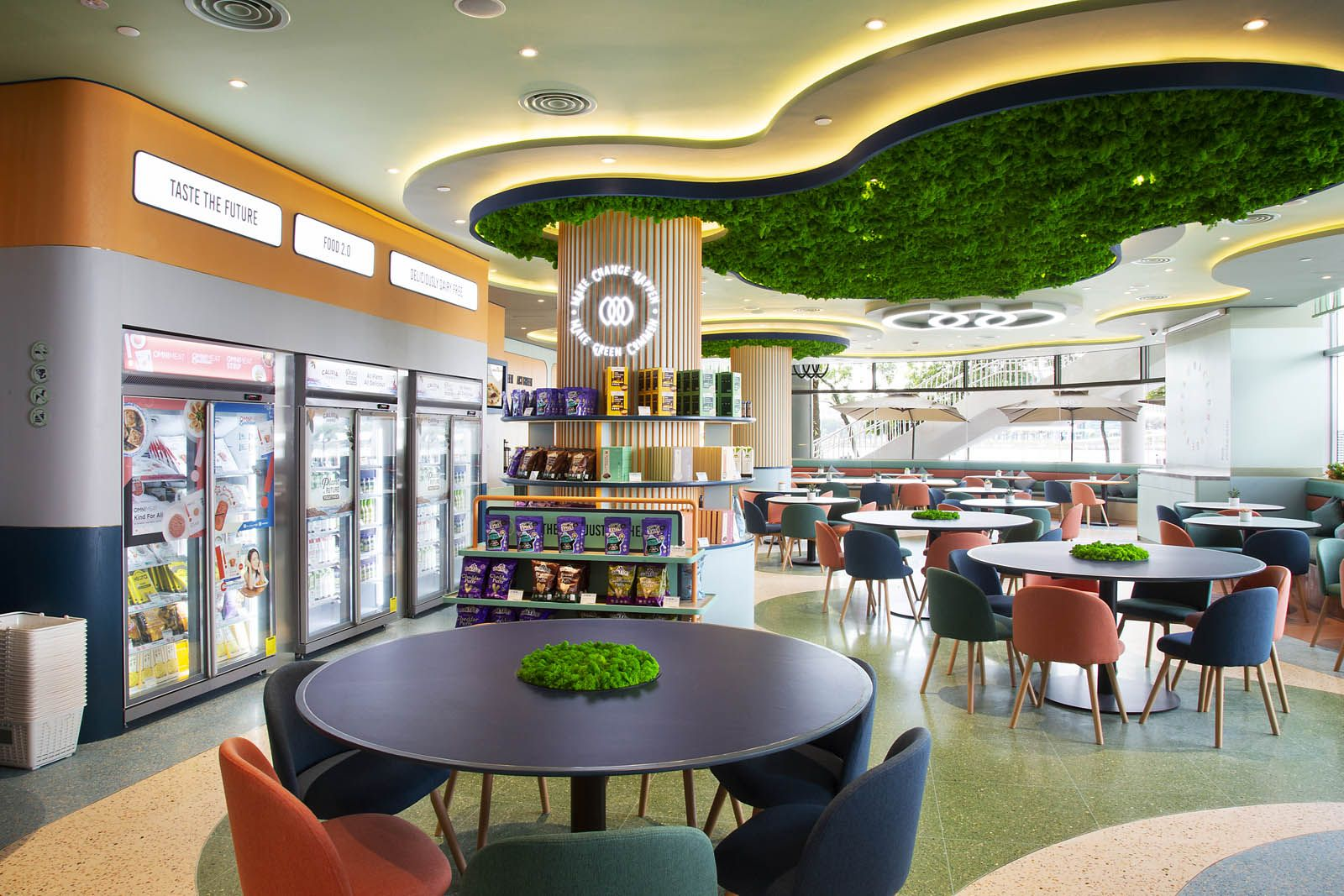 Green Common cafe and grocer