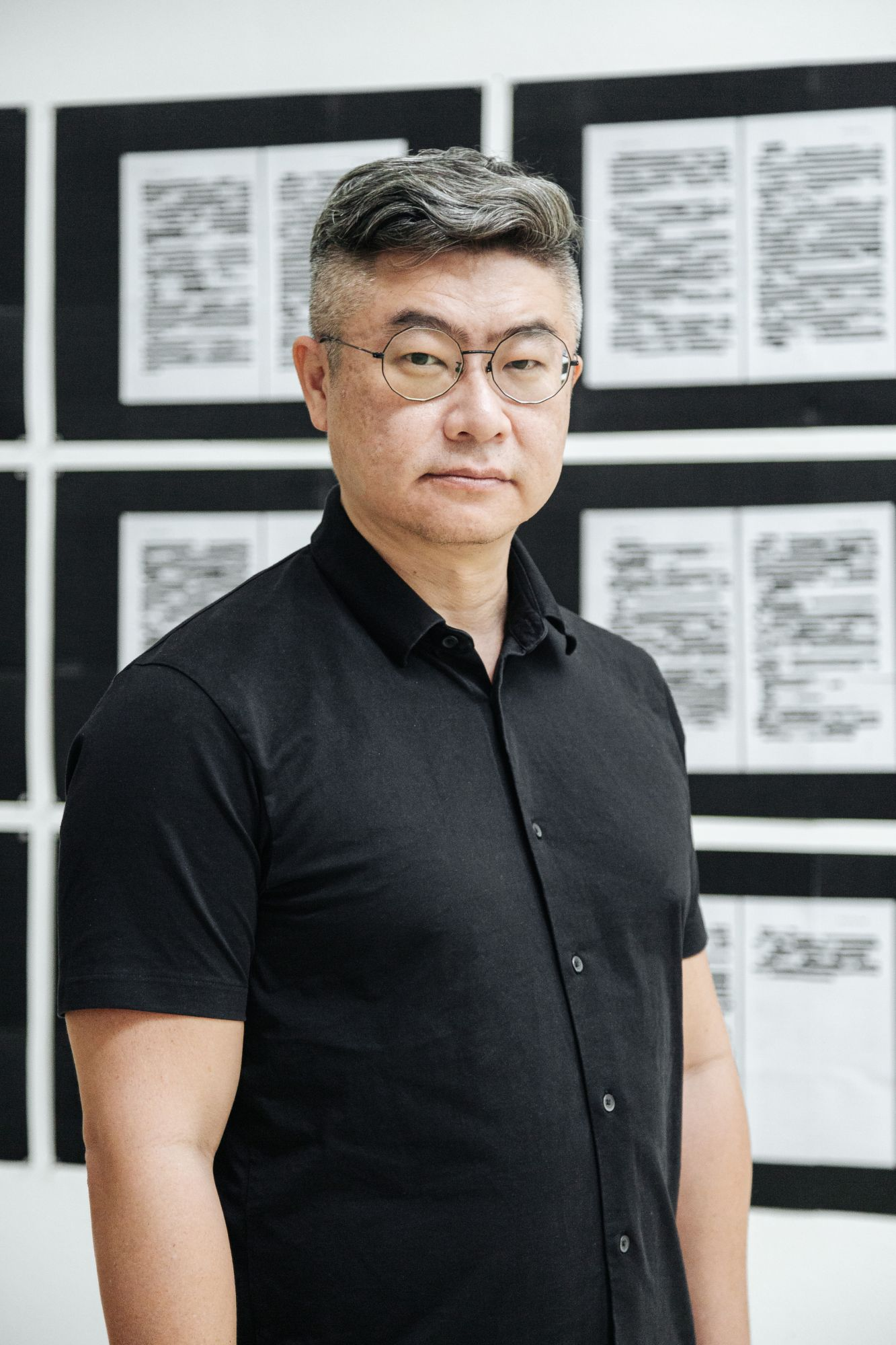 Singaporean Artist Heman Chong on His New Solo Exhibition at STPI Gallery