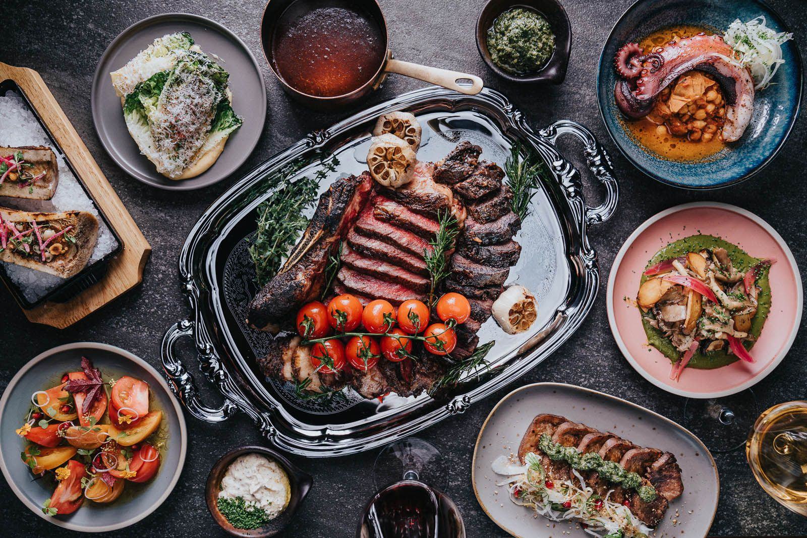 Where to Eat in Singapore This Week: Fat Belly Social Steakhouse, Cut by Wolfgang Puck, The Feather Blade, Kinki, Ash & Elm