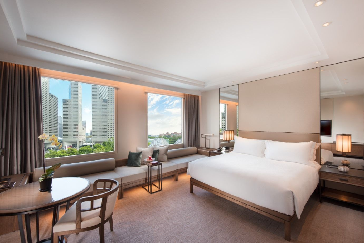 Conrad Centennial Singapore: Hotel Staycation Review