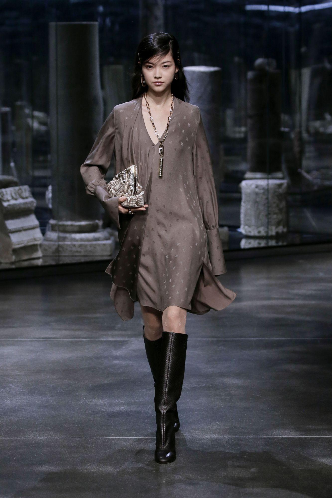 13 New Bags From Fendi's Fall-Winter 2021 Show by Kim Jones and Silvia Venturini Fendi